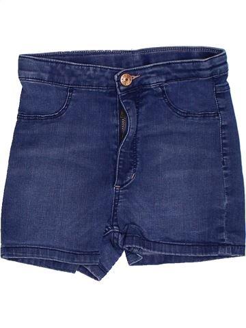 Short-Bermudas niña H&M azul 11 años verano #1301258_1