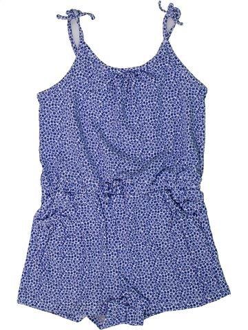 Combinaison courte fille H&M violet 6 ans été #1301267_1