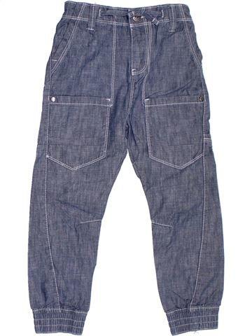 Pantalón niño NEXT azul 5 años invierno #1301279_1