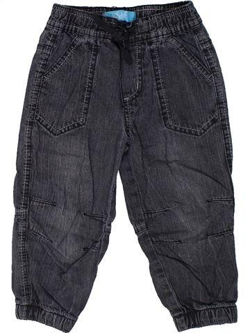 Pantalón niño PRIMARK negro 2 años verano #1301391_1
