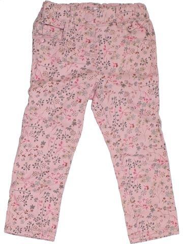 Pantalón niña NEXT rosa 3 años invierno #1301402_1