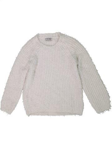 jersey niña NEXT blanco 6 años invierno #1301443_1