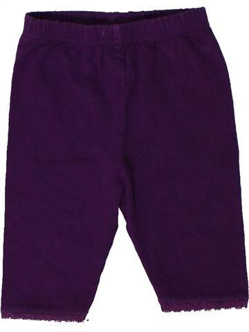 Legging niña MATALAN violeta 6 meses verano #1301470_1