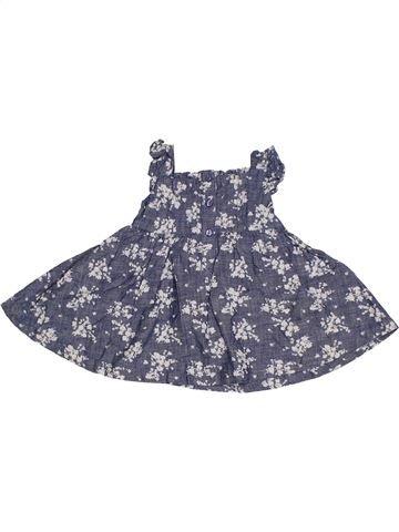 Vestido niña DUNNES STORES azul 6 meses verano #1301491_1