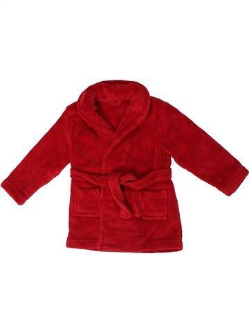 Bata niño MATALAN rojo 2 años invierno #1301508_1