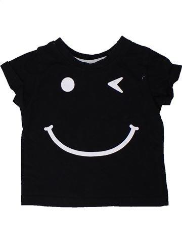 Camiseta de manga corta unisex PRIMARK negro 12 meses verano #1301529_1