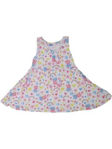 Vestido niña PEPPA PIG blanco 2 años verano #1301564_1