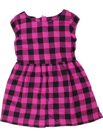 Vestido niña GAP violeta 7 años invierno #1301573_1