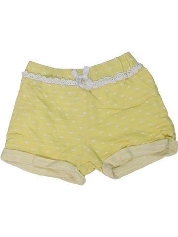 Short-Bermudas niña M&CO beige 12 meses verano #1301576_1