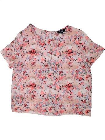 Blusa de manga corta niña NEW LOOK beige 14 años verano #1301617_1