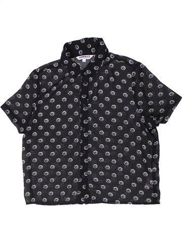 Blusa de manga corta niña NEW LOOK negro 14 años verano #1301699_1