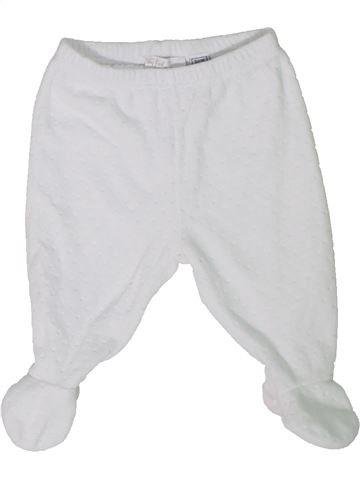 Pantalón niña CHICCO blanco 1 mes invierno #1301794_1