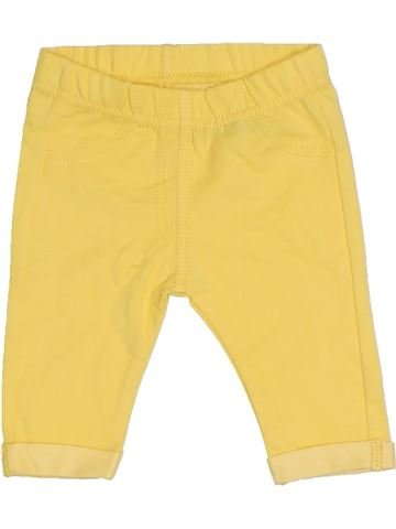Legging niña NUTMEG amarillo 1 mes verano #1301905_1
