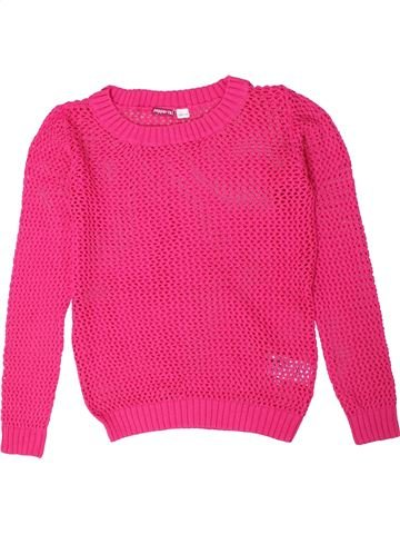 Pull fille PEPPERTS rose 14 ans hiver #1301971_1