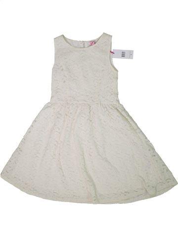 Robe fille MISS E-VIE blanc 11 ans été #1302016_1