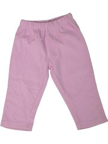 Pantalón niña JOY SPIRIT rosa 12 meses invierno #1302065_1