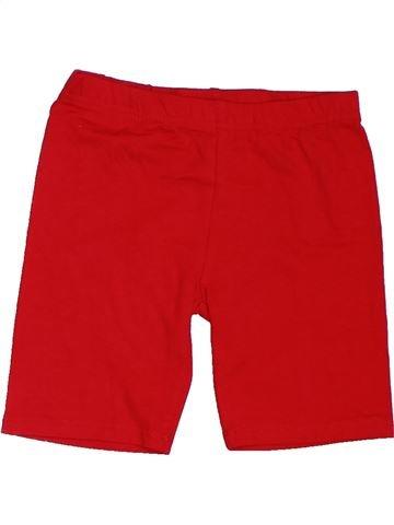 Short-Bermudas niña GEORGE rojo 7 años verano #1302128_1