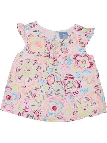 Blusa de manga corta niña GAP violeta 2 años verano #1302312_1