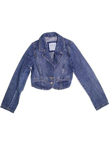Chaqueta niña H&M azul 10 años verano #1302353_1
