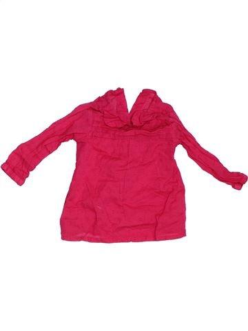 Blusa de manga larga niña PRIMARK rosa 6 meses invierno #1302385_1