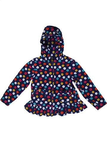 Gilet fille GEORGE blanc 4 ans hiver #1302485_1