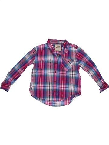 Blusa de manga larga niña NEXT violeta 5 años invierno #1302559_1