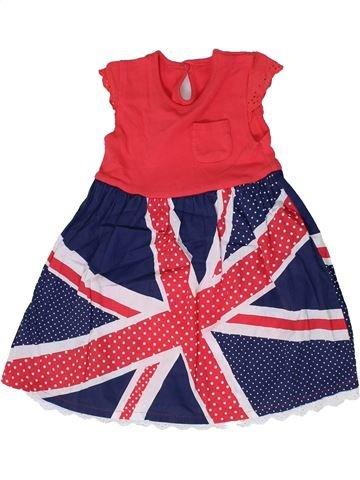 Vestido niña GEORGE rosa 2 años verano #1302610_1