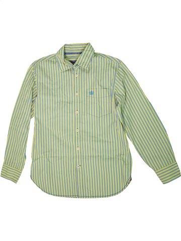Chemise manches longues garçon NEXT vert 12 ans hiver #1302847_1