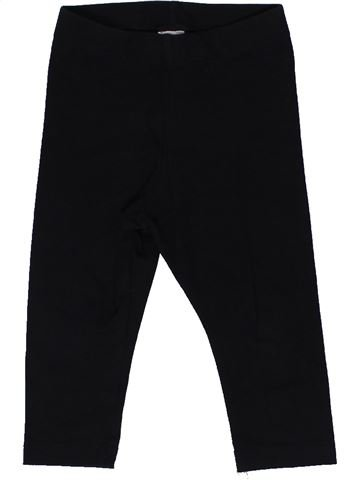 Legging niña H&M negro 12 meses verano #1302977_1
