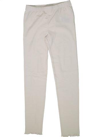 Legging niña GAP blanco 11 años verano #1303002_1