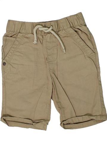 Short - Bermuda garçon NEXT beige 3 ans été #1303124_1