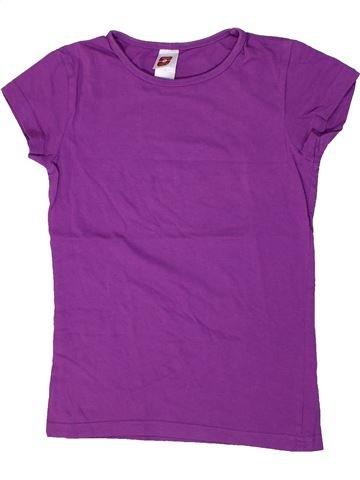 T-shirt manches courtes fille C&A violet 12 ans été #1303263_1