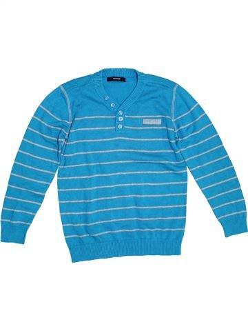 jersey niño GEORGE azul 10 años invierno #1304056_1