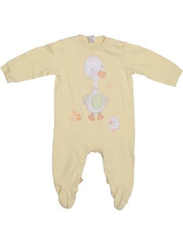Pijama de 1 pieza niño NEXT amarillo 9 meses invierno #1304264_1