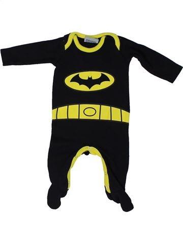 Pijama de 1 pieza niño BATMAN negro 0 meses verano #1304472_1