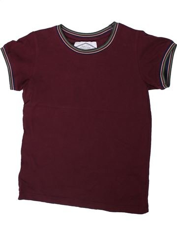 Camiseta de manga corta niño MATALAN marrón 7 años verano #1304506_1