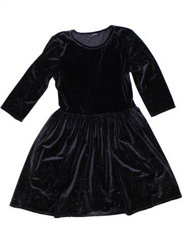 Vestido niña GEORGE negro 9 años invierno #1304780_1