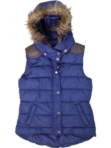 Plumífero niña H&M azul 11 años invierno #1304784_1