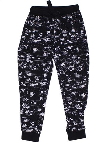 Pantalon garçon NUTMEG noir 6 ans hiver #1304970_1
