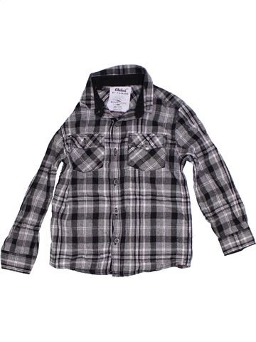Camisa de manga larga niño PRIMARK gris 4 años invierno #1305000_1