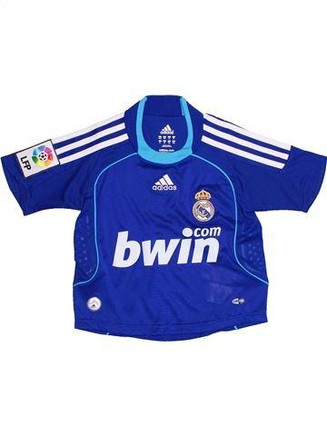 Camiseta deportivas niño ADIDAS violeta 2 años verano #1305090_1