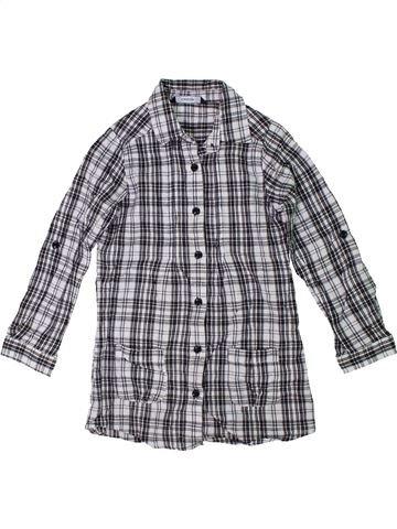 Blusa de manga larga niña GEORGE gris 6 años invierno #1305139_1