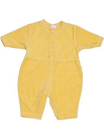 Combinación larga unisex HEMA amarillo 3 meses invierno #1305188_1