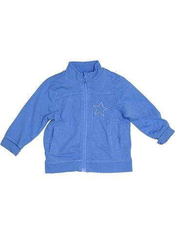 Chaleco niño TCHIBO azul 6 meses invierno #1305212_1