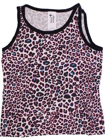 Camiseta sin mangas niña C&A rosa 8 años verano #1305287_1