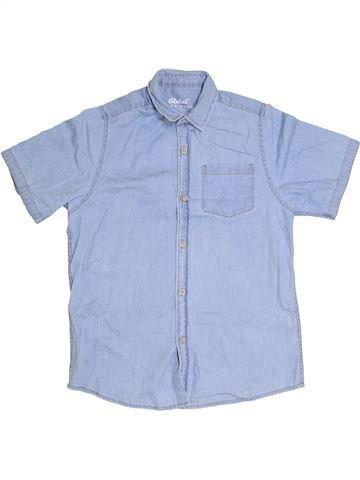 Chemise manches courtes garçon PRIMARK bleu 13 ans été #1305518_1