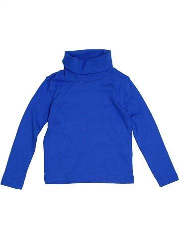 Camiseta de cuello alto niño LUPILU azul 3 años invierno #1305546_1