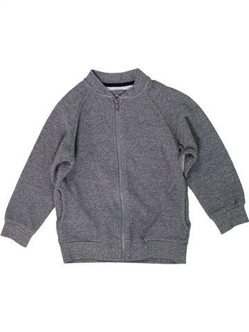 Sudadera niño MATALAN gris 7 años invierno #1305548_1