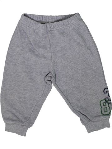 Pantalon garçon ORIGINAL MARINES gris 2 ans hiver #1305557_1