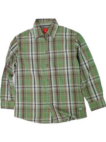 Camisa de manga larga niño ESPRIT verde 11 años invierno #1305595_1